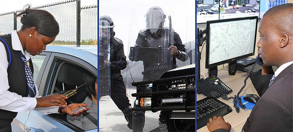 Security Services Composite