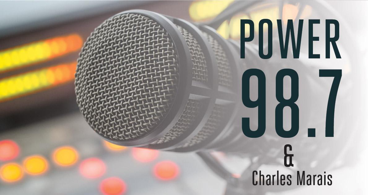 PowerFM – With Charles Marais, Marine division