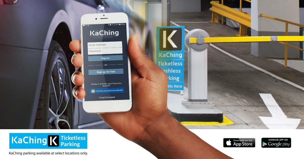 Kaching Cashless Parking