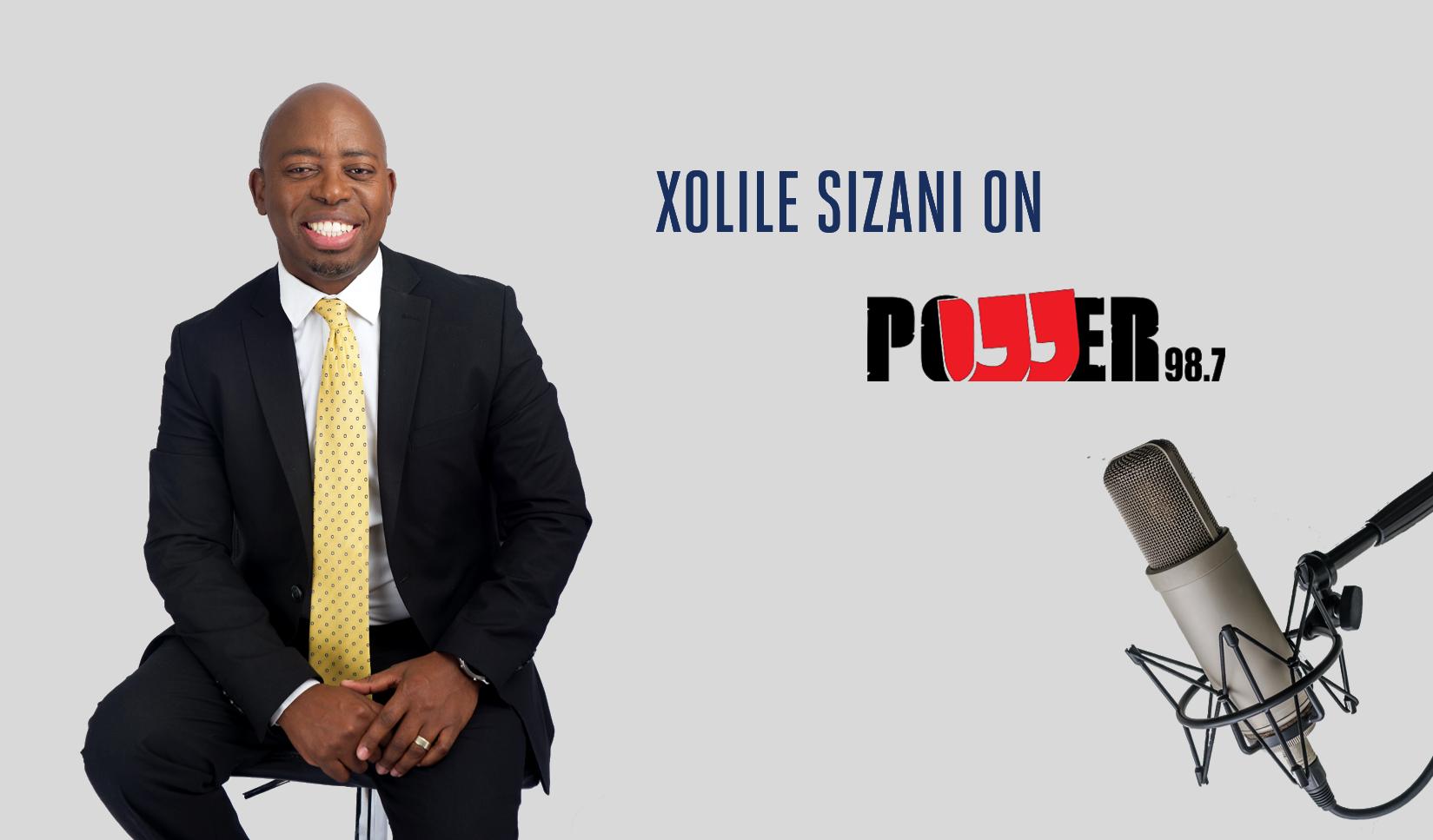 Servest CEO, Xolile Sizani on Power FM