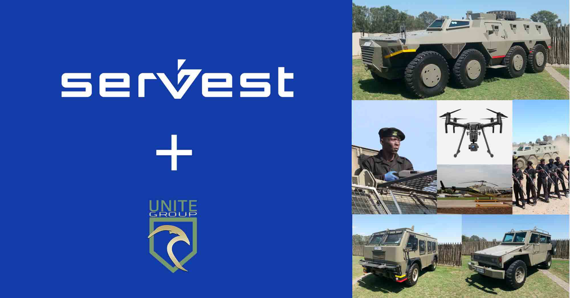 Servest acquires twenty-year-old specialist security interventions company Unite Group