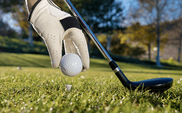 Five tips for maintaining golf courses